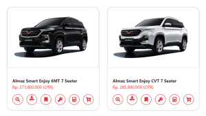 Digital Showroom Wuling AJM oleh - wulingformo.xyz