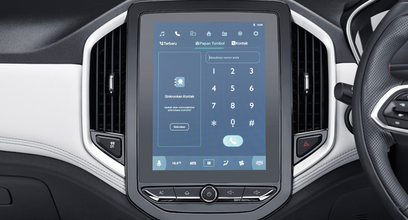 Bluetooth Phone Connection