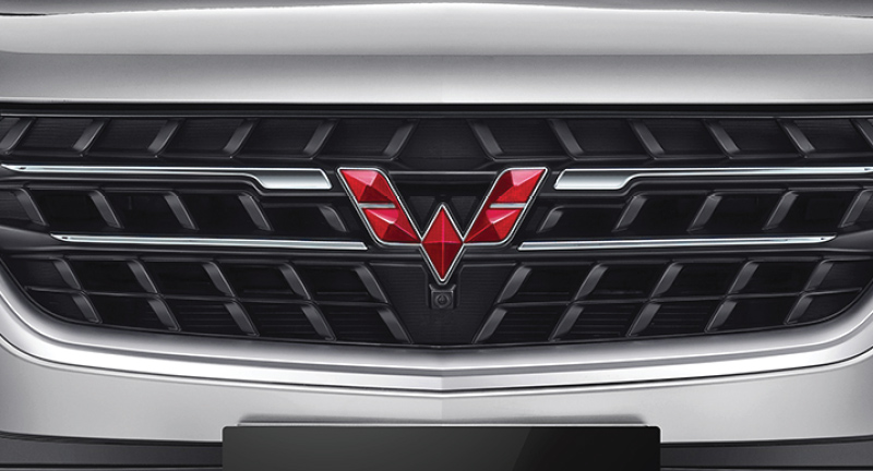 Aggresive Front Grille